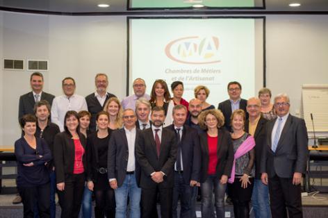 Les élus de la CMA 31