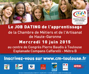 Job Dating d el'apprentissage 2015