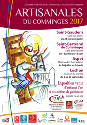 Les Artisanales du Comminges 2017