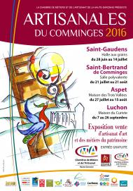 Artisanales du Comminges 2016