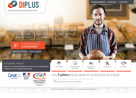 Site DIPLUS