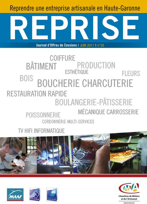 Reprise - Juin 2017