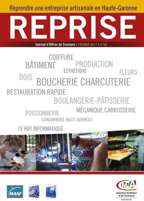 Reprise - Février 2017