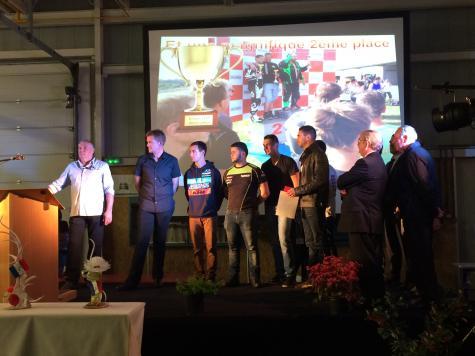 Présentation de la Team moto ESM 31