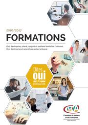 Catalogue de formation 2016/2017