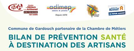 Bilans de prévention santé