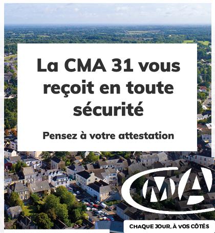 La CMA31 reste ouverte