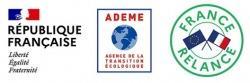 Logos Etat / ADEME / France Relance