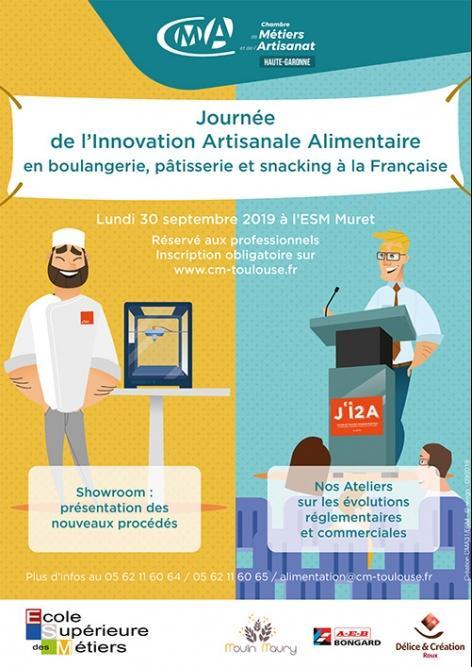 Journée de l'Innovation Artisanale Alimentaire